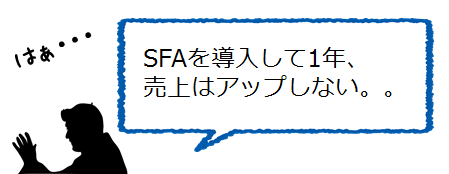 SFA活用支援コンサルティング